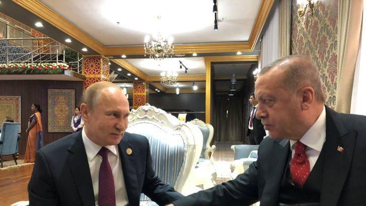 Erdoğan Suriye Müzakeresi İçin Moskova'da