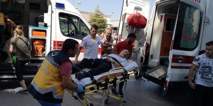 Bursa'da borç- alacak kavgası: 5 yaralı