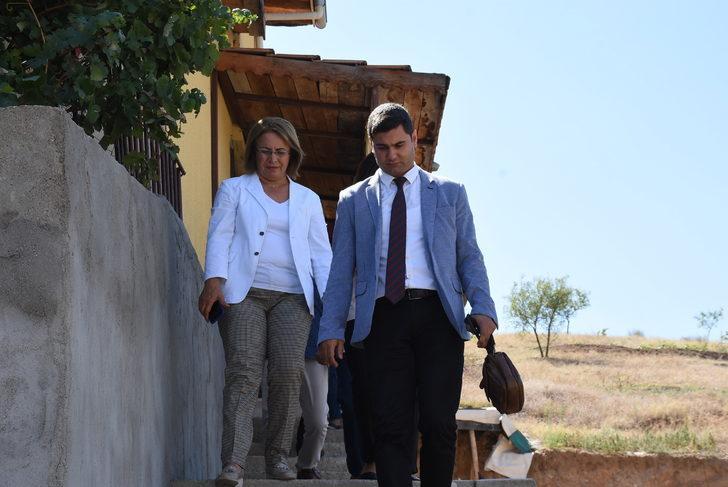 CHP'li Köse, Emine Bulut'un ailesini ziyaret etti
