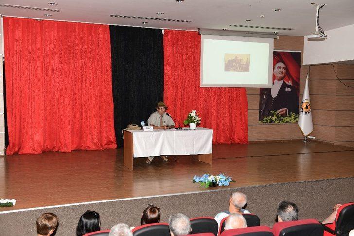 Çiğli'de Büyük Taarruz söyleşisine yoğun ilgi
