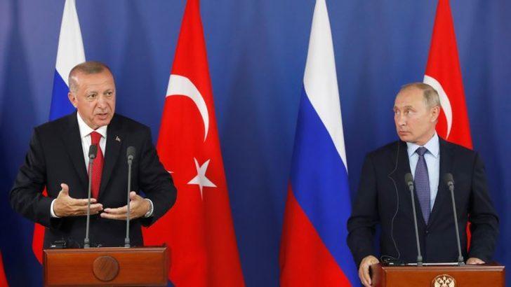 Erdoğan: 'Suriye Rejimi İdlib Saldırılarını Sonlandırmalı'