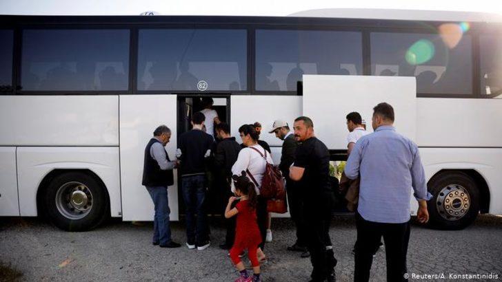 İstanbul'dan 21 bin göçmen çıkarıldı