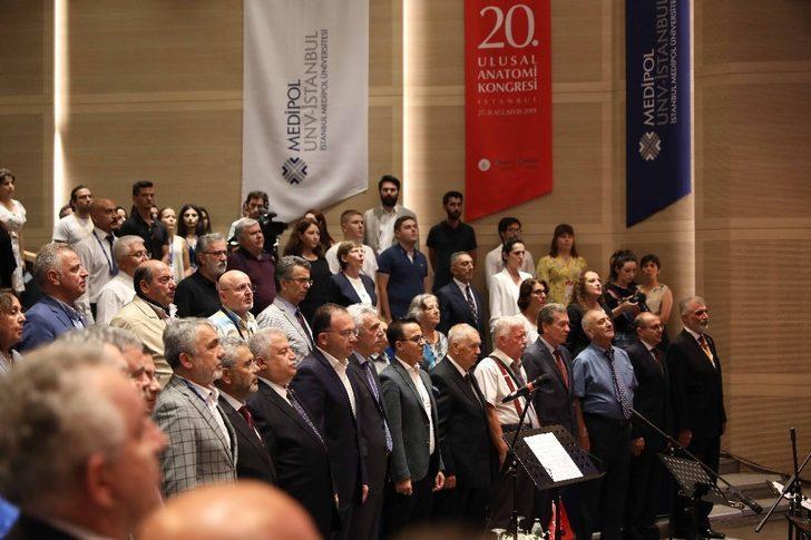 20'nci Ulusal Anatomi Kongresi başladı