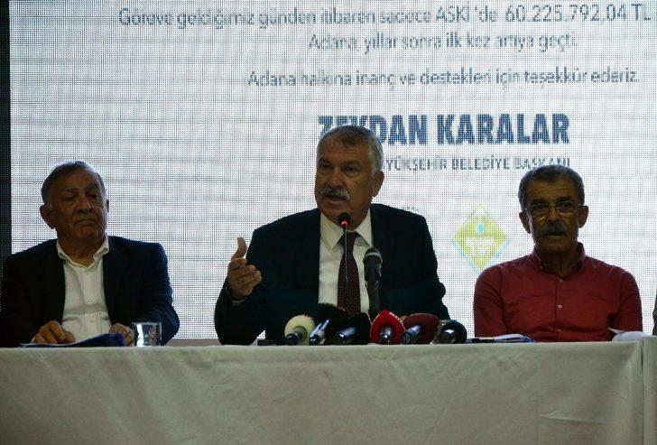 """Karalar: """"Adana Büyükşehir Belediyesi Ocak'tan sonra kar edecek"""""""