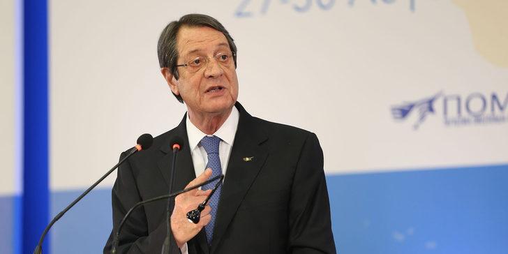 Rum lider Anastasiadis: Kıbrıs'ta çözümsüzlüğün nedeni Türkiye
