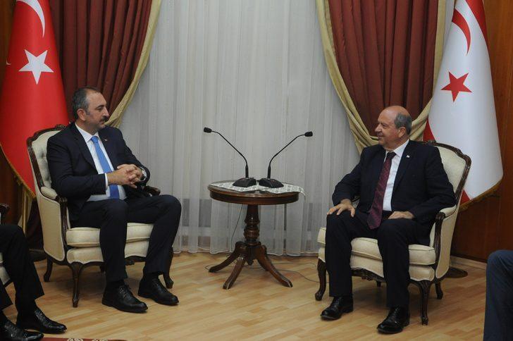 Adalet Bakanı Gül: KKTC, FETÖ'ye karşı mücadeleye destek veriyor