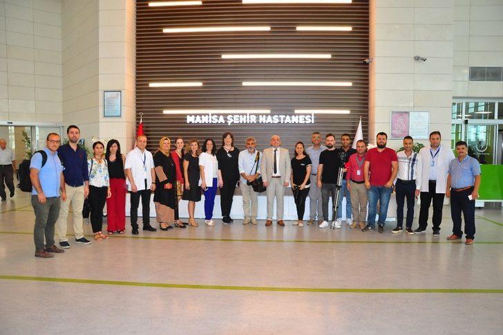 Manisa Şehir Hastanesi 9 ayda 1 milyon hastaya hizmet verdi