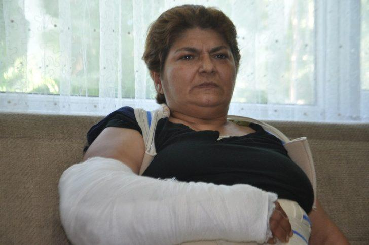"""Kendisine saldıran kayınbiraderi tutuklanan Leyla Köse: """"Tutuklandığına sevinemedim, tehditler devam ediyor"""""""