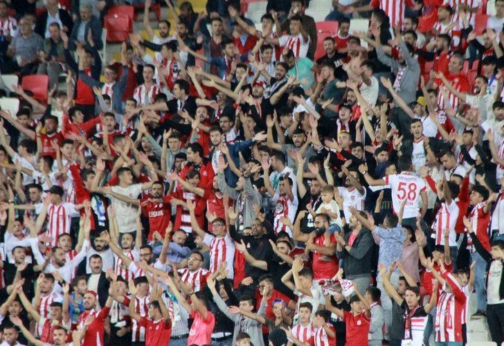 Sivasspor - Gazişehir Gaziantep maçının biletleri satışta