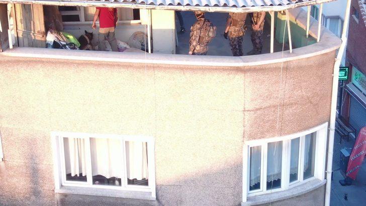Eskişehir'de uyuşturucu ticaretine 14 gözaltı