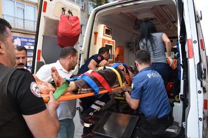 Torunu tarafından bıçaklanan ninenin ardından dede de hayatını kaybetti