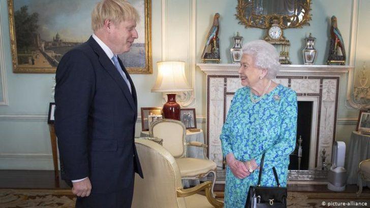 Kraliçe'den Johnson'ın talebine onay