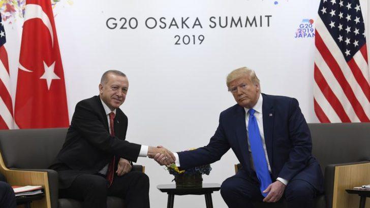 Trump - Erdoğan Telefonda Görüştü