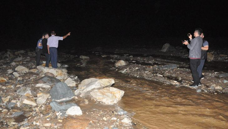Sivas'ta HES kanalı patladı, araçlar sürüklendi: 6 yaralı (2)- Yeniden