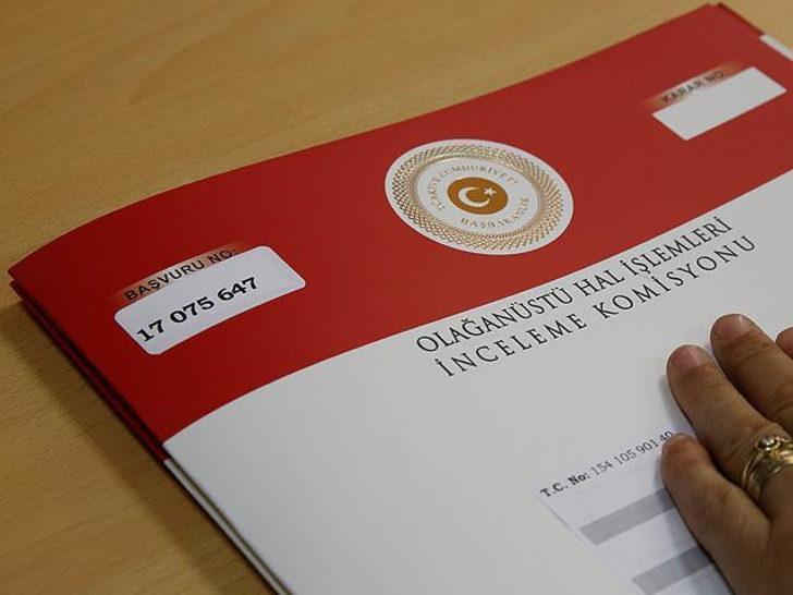 OHAL Komisyonu 126 bin 200 başvurudan 84 bin 300'ünü sonuçlandırdı