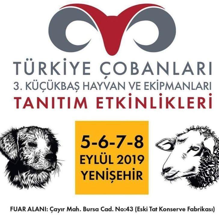 Türkiye'nin çobanları bu fuarda buluşuyor