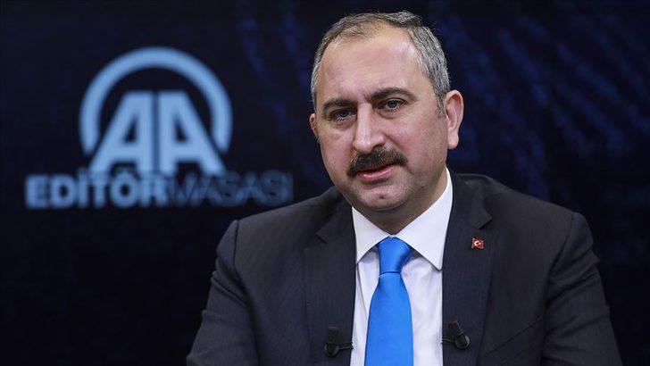 Son dakika Adalet Bakanı Gül'den 'idam' açıklaması