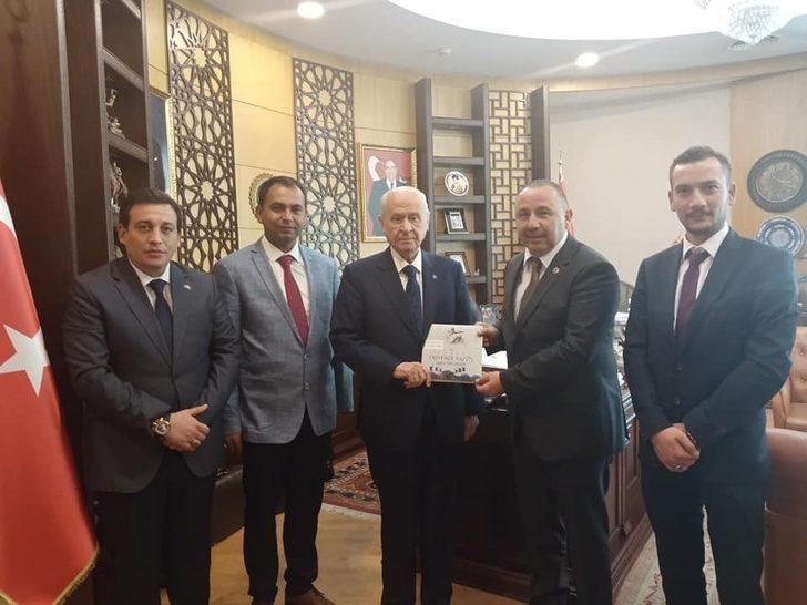MHP Genel Başkanı Bahçeli'yi Söğüt'e davet ettiler