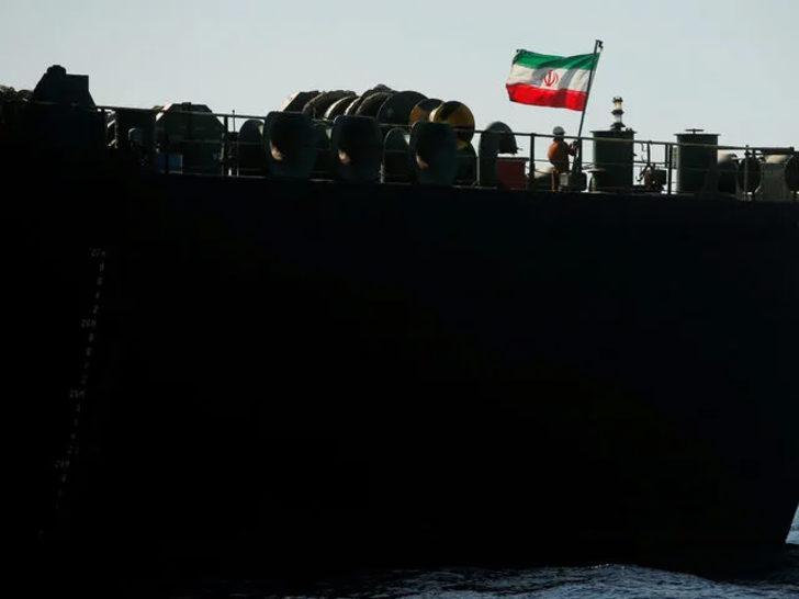 İran tankeri Türkiye'de iddiası yalanlandı!