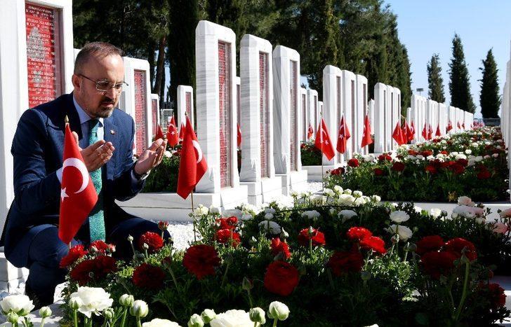 Bülent Turan'dan 30 Ağustos mesajı