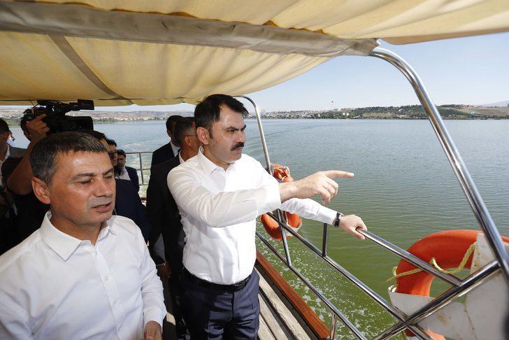 Bakan Kurum: Amacımız Ankara'da yeşil alan miktarını artırmak
