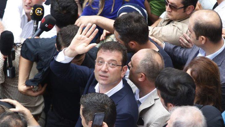 HDP'liler İmamoğlu'nun Diyarbakır Ziyaretinden Memnun