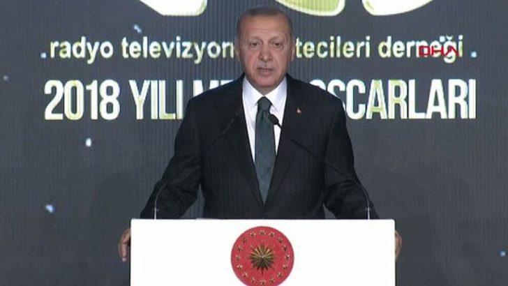 Erdoğan: Uluslararası medya organlarının Türkiye'ye yönelik yayınları objektiflikten uzak