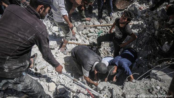 Almanya İdlib için harekete geçti