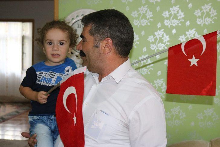 HDP'nin işten çıkardığı şehit yakınları kayyum ile yeniden görevlerine döndü