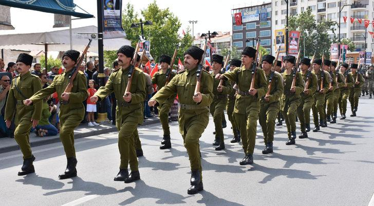 Sivas'ta, 30 Ağustos Zafer Bayramı törenle kutlandı