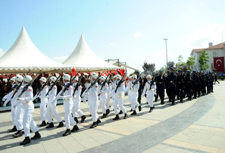 Yalova'da 30 Ağustos Zafer Bayramı coşkusu