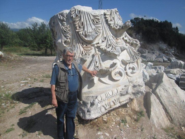 Kyzikos'ta 14'üncü yıl kazıları sona erdi