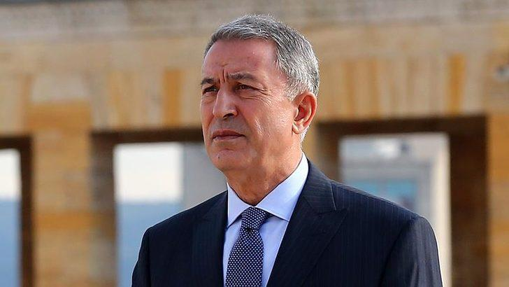 Bakan Akar: YPG'nin çekildiğine dair bilgiler var, teyide muhtaç
