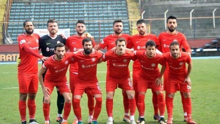 Zonguldak Kömürspor'da transfer yasağı kalktı