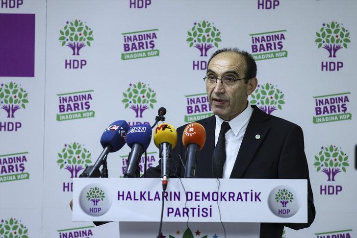 HDP'den Meclis'e olağanüstü toplantı çağrısı