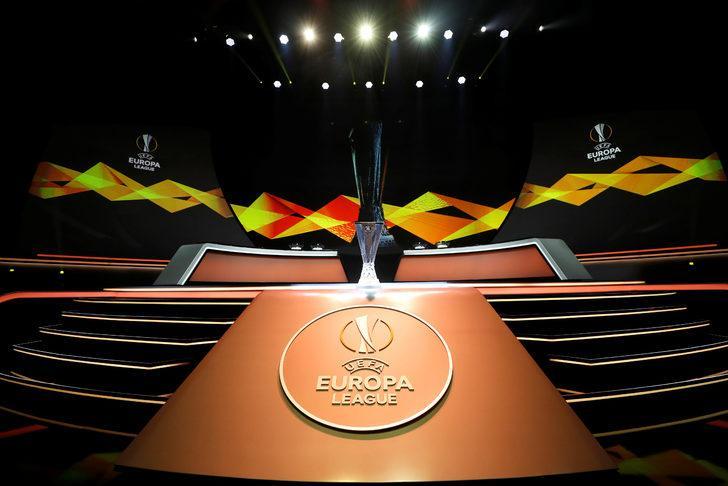 Beşiktaş, Medipol Başakşehir ve Trabzonspor'un UEFA Avrupa Ligi fikstürü belli oldu