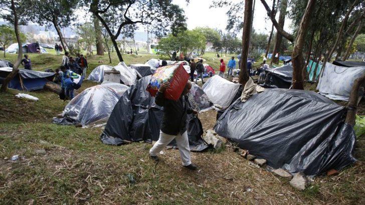 BM: 'Venezuelalı Göçmenlere Sınırlama Getirmeyin'