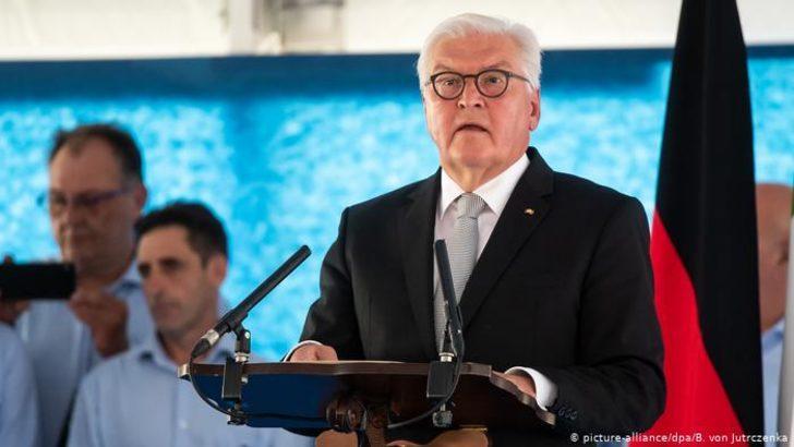 Steinmeier'den seçim uyarısı: Ülkemizi birbirinden ayırmayın