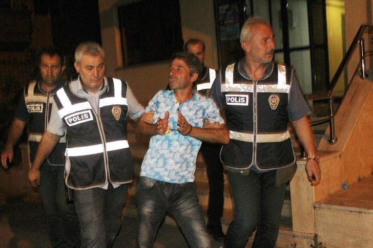 Çorlu'da karısı ve sevgilisini öldüren katil zanlısı Yalova'da yakalandı