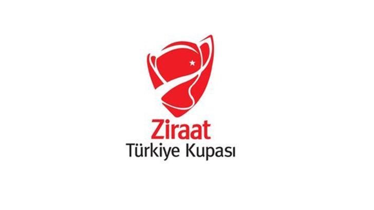 Ziraat Türkiye Kupası'nda 2. tur eşleşmeleri belli oldu