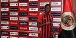 Gençler'e Togolu golcü