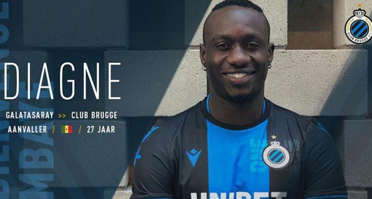Anderlecht'ten yaylım ateşi! 'Diagne Club Brugge'e giderek...'