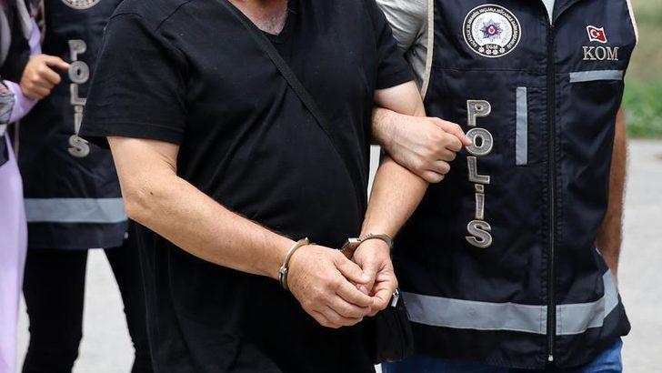 Yasak bölgede kıskıvrak yakalandılar! 9 gözaltı