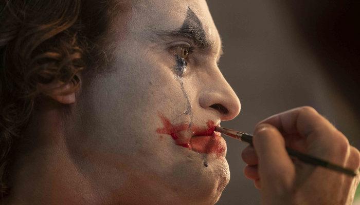 Ödül avcısı Joker vizyon için geri sayımda
