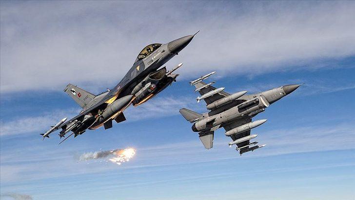 PKK'ya hava harekatı! Etkisiz hale getirildiler