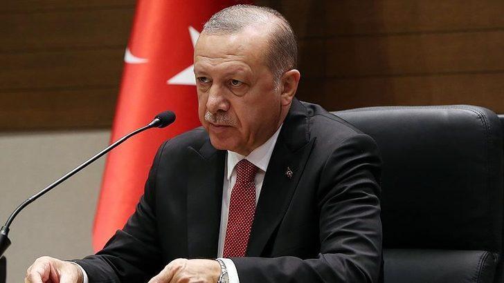 Cumhurbaşkanı Erdoğan, Irak Cumhurbaşkanı ile görüştü