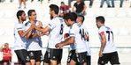 Beşiktaş'tan 3 gollü prova