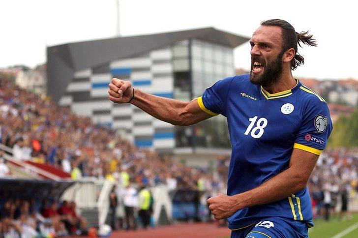 Kosova 2 - 1 Çekya