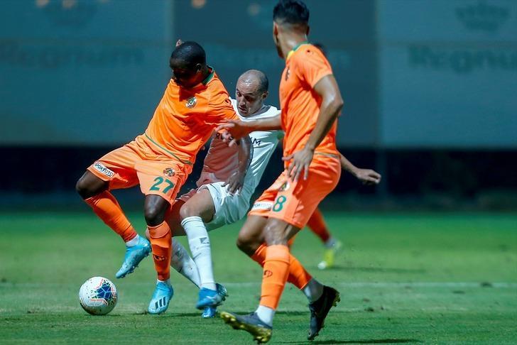 Antalyaspor 0 - 0 Alanyaspor