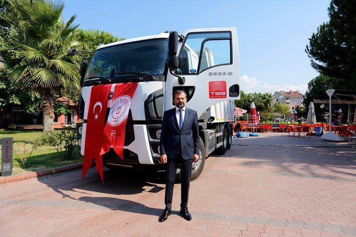 Gürsu Belediyesi araç filosunu güçlendiriyor